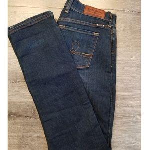 LUCKY BRAND Sofia Straight Jeans sz. 27